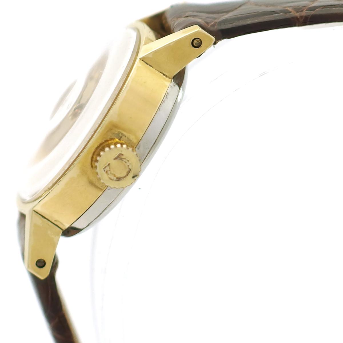 オメガ ジュネーブ 511.0426 レディース 金メッキ Cal.485 17石 手巻 OH済 1973年製 Omega