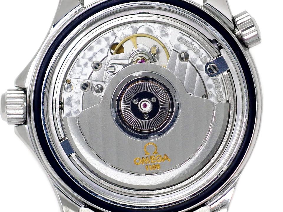 オメガ シーマスター プロフェッショナル 300m クロノメーター 168.1502 2551.80 ミドルサイズ 36mm Cal.1109 自動巻 1993年発売 OH済 USED