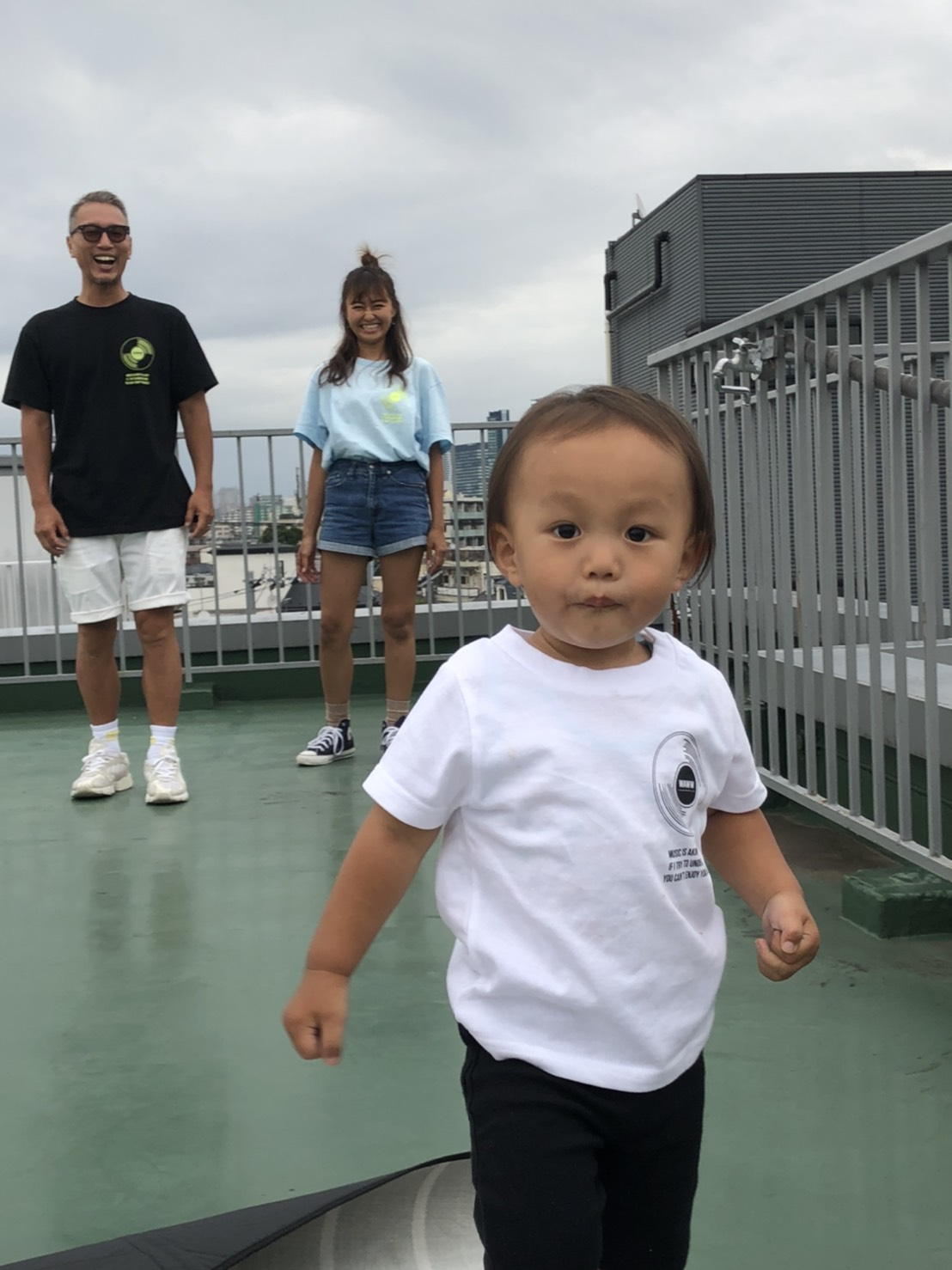 RECORD TEE for KIDS