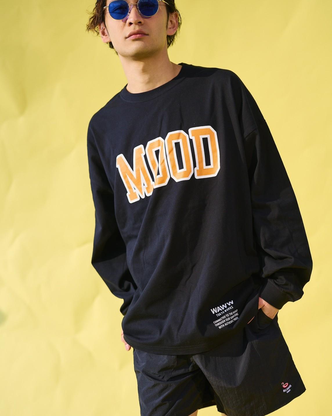 MOOD L/S TEE