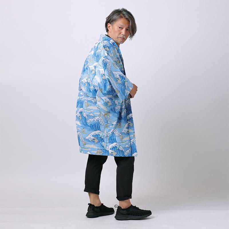 羽織 はおり reyn spooner SURFIN'SUMO フリーサイズ