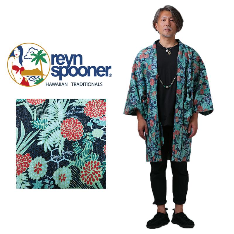 羽織 はおり reyn spooner KIKKO PATH フリーサイズ
