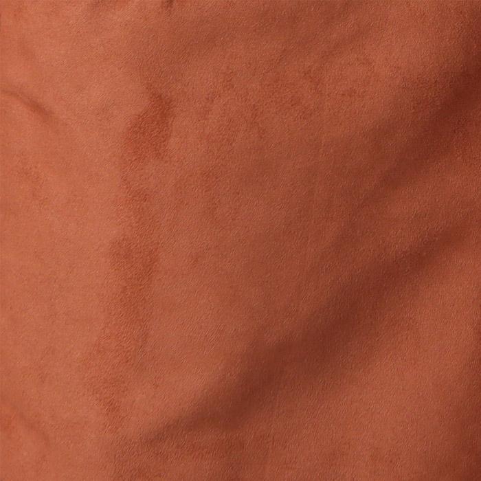 フェイクスエード 着物 着物単品 メンズ キャメル チョコ 【M L LL】 カジュアル 紳士 カジュアル着物