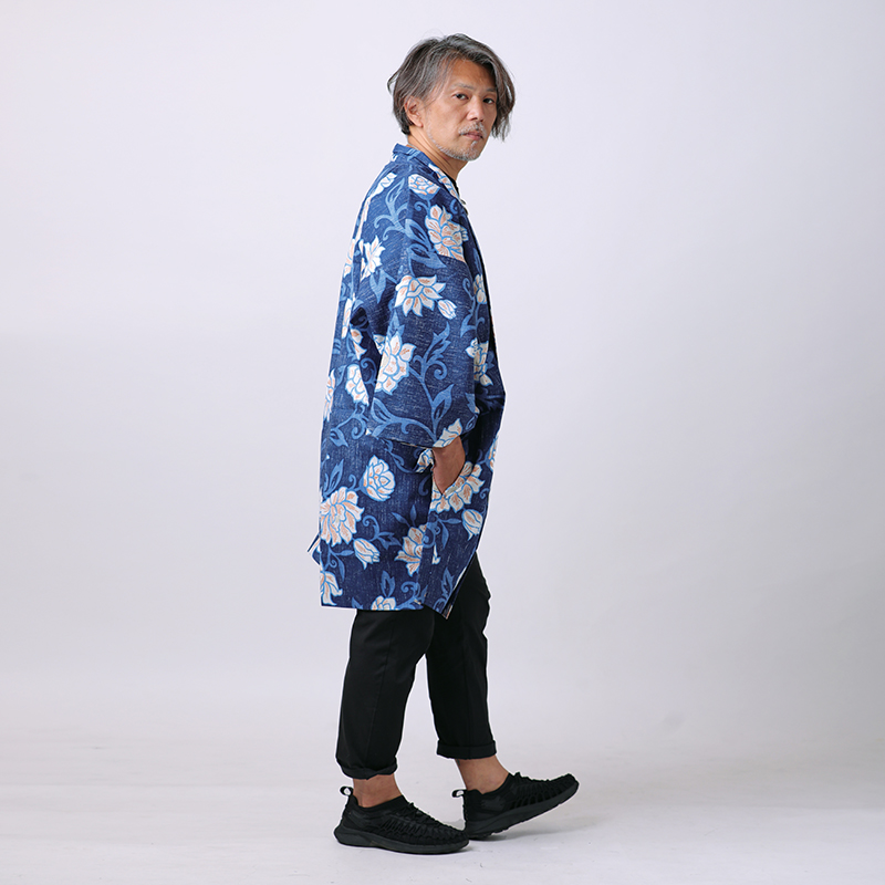 羽織 はおり reyn spooner PALEO JAPONICA フリーサイズ