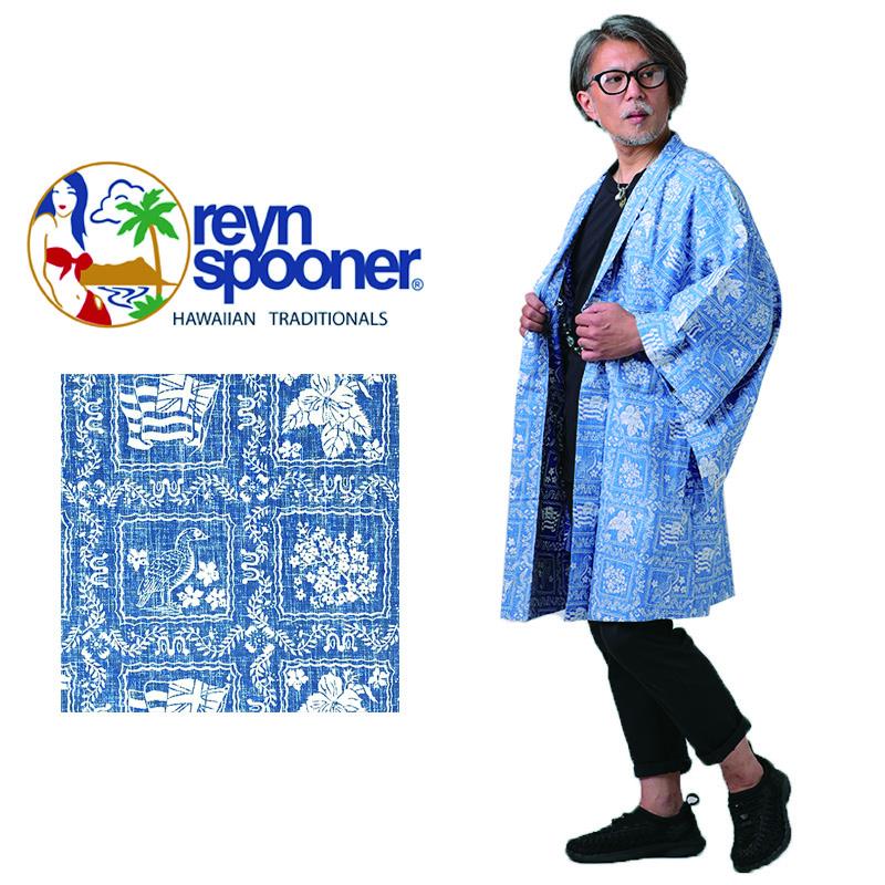 羽織 はおり reyn spooner LAHAINA SAILOR フリーサイズ