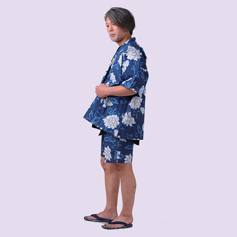 甚平 じんべい reyn spooner PALEO JAPONICA M,Lサイズ