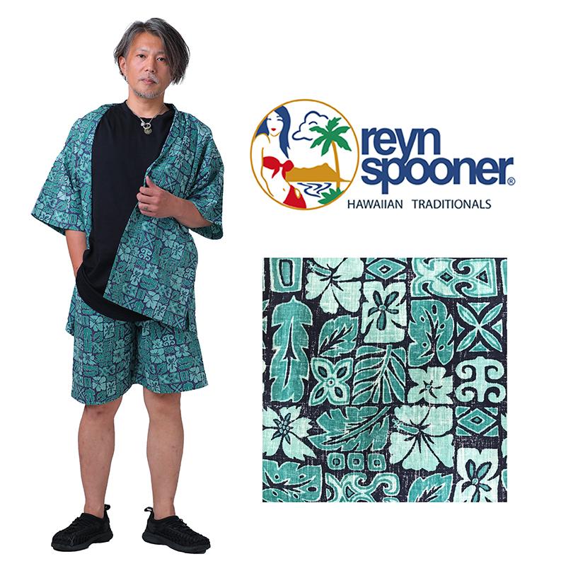 甚平 じんべい reyn spooner TAPALOHA M,Lサイズ