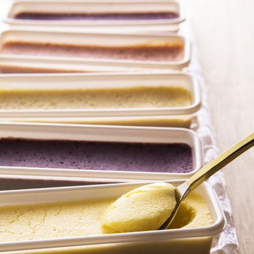 広島フルーツ、濃厚フルーツチーズケーキ8種類