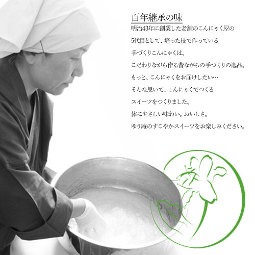 こんにゃくシフォンケーキ(プレーン味)