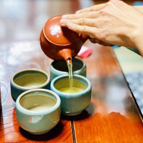 令和3年新茶★先行受付★新茶とプーアル茶 4種茶葉セット※送料込