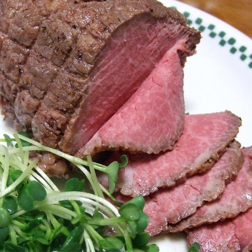 【氷見和牛】お肉屋さんのローストビーフ