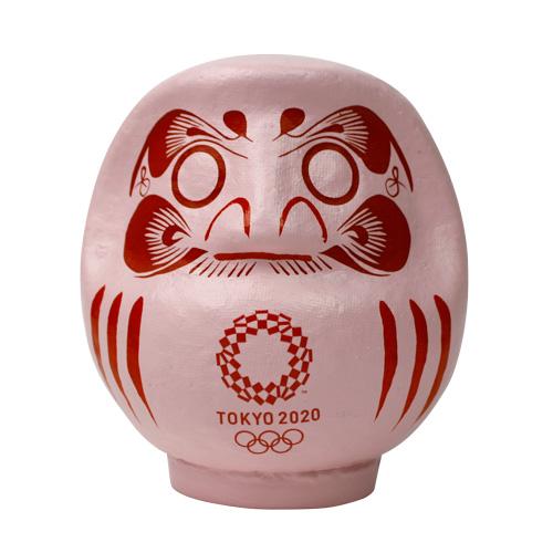 高崎だるま【群馬県】 だるま(桜) 東京2020オリンピックエンブレム