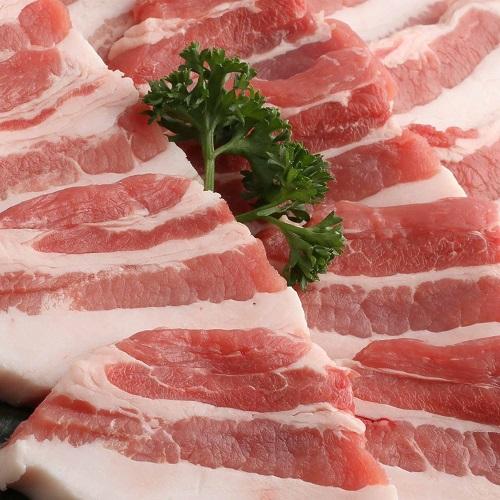 淡路島の高級金猪豚!【焼肉用】 ヒレ・バラ・モモ