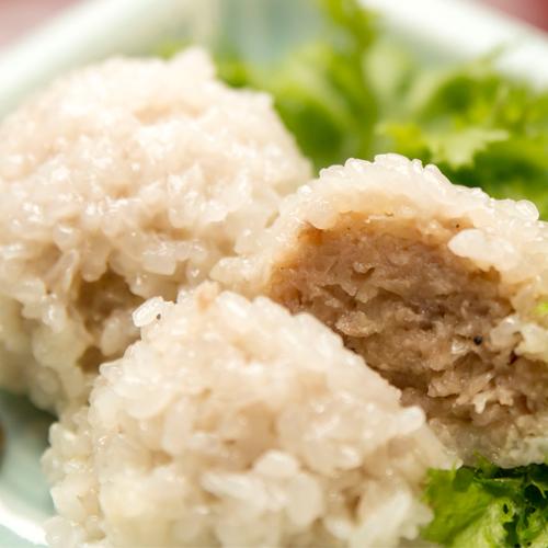 幻の餅米 女鶴(めづる)使用!もち米しゅうまい「女鶴秀米」 12ヶ入り【贈答用】