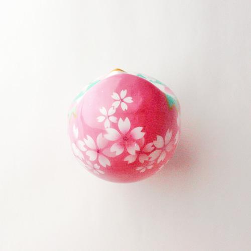 桜咲く アマビエだるま【福島県】