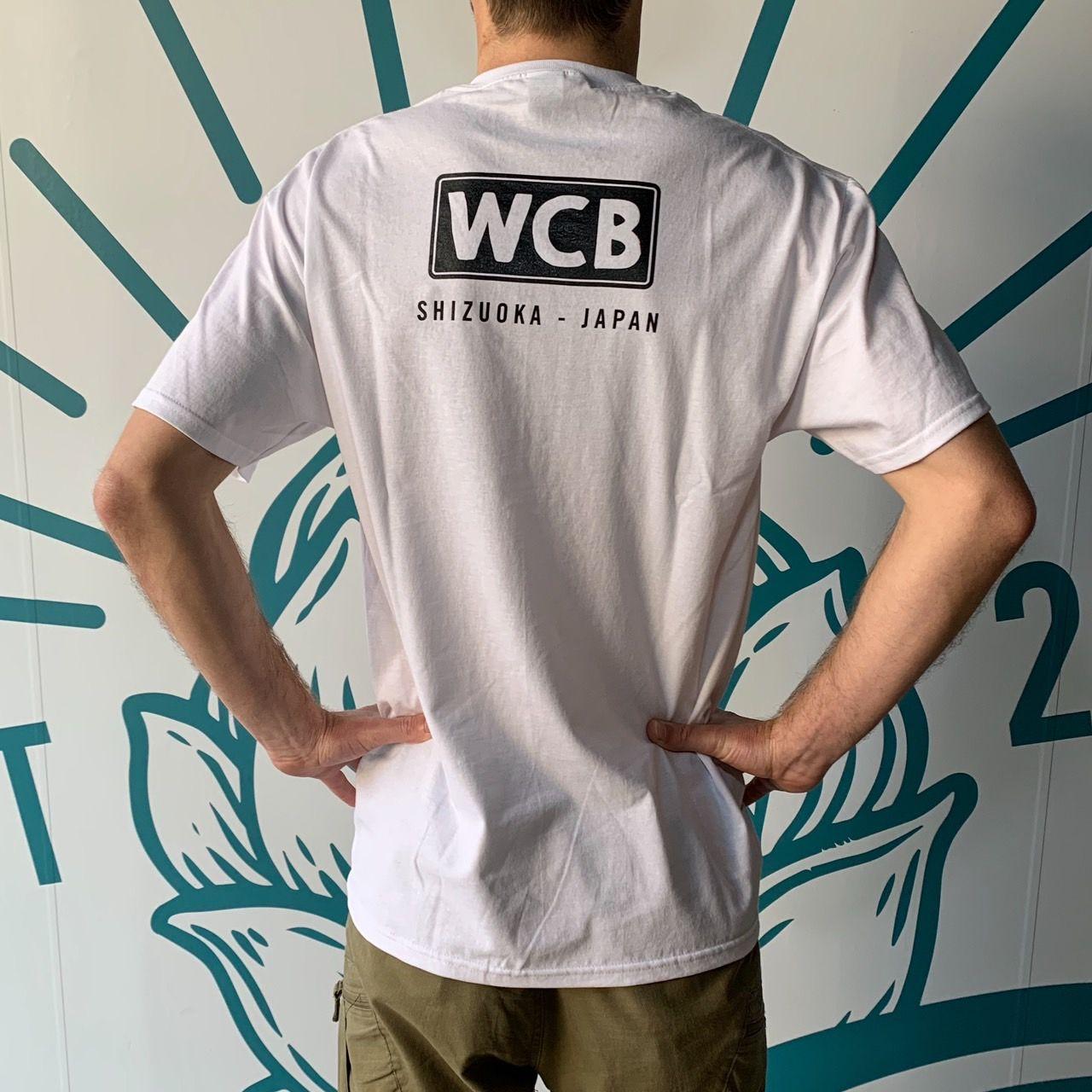 『 WCB Hop Dude T-shirt (WHITE) 』