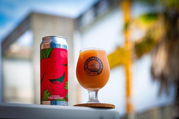 『 Fruit Monster Strawberry 』 / Strawberry Milkshake Double IPA / 500 mL x 4本