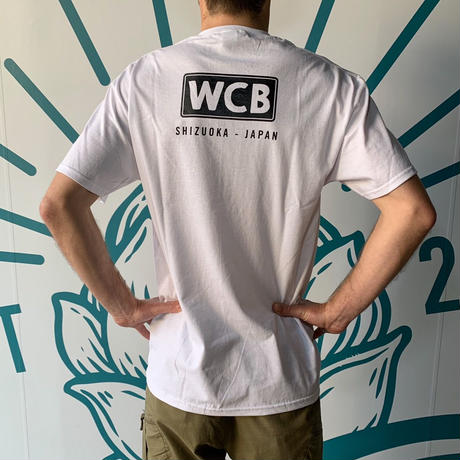 『 WCB Logo T-shirt (White) 』