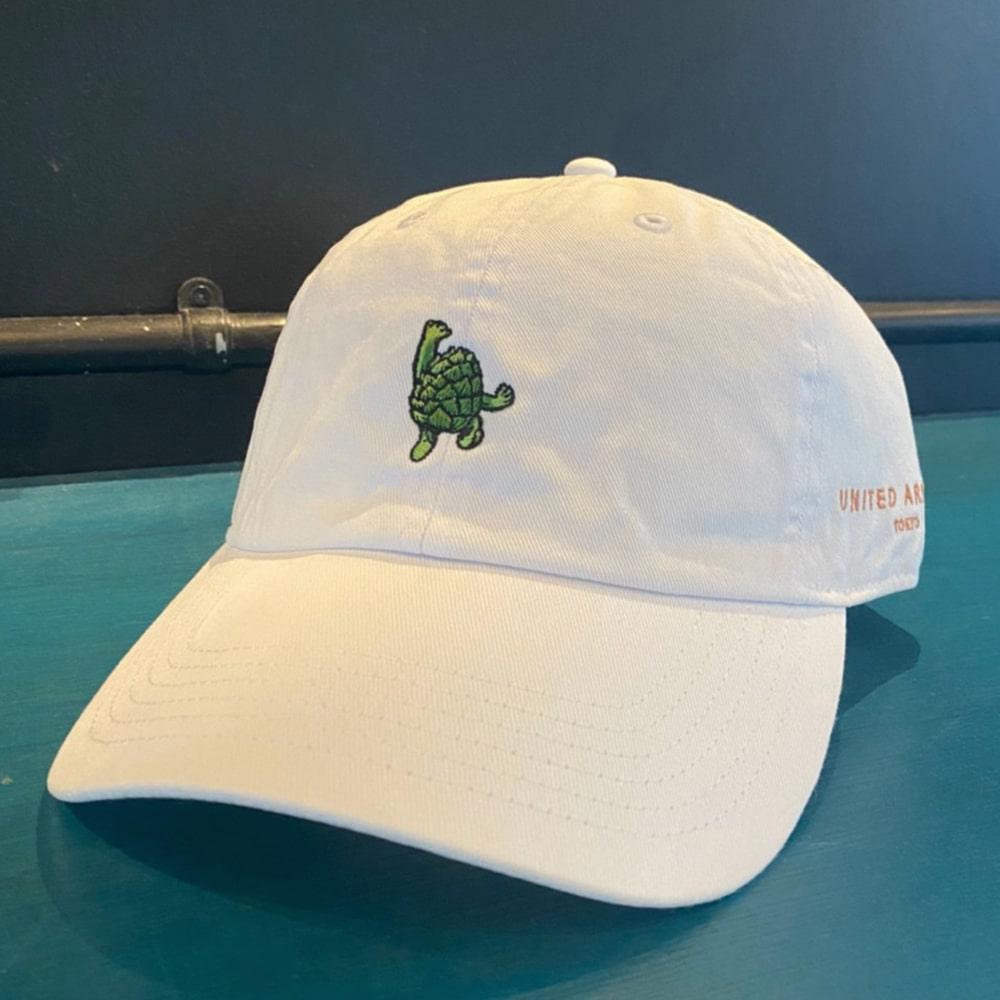 『 WCB ×UNITED ARROWS / HOP DUDE CAP (White) 』
