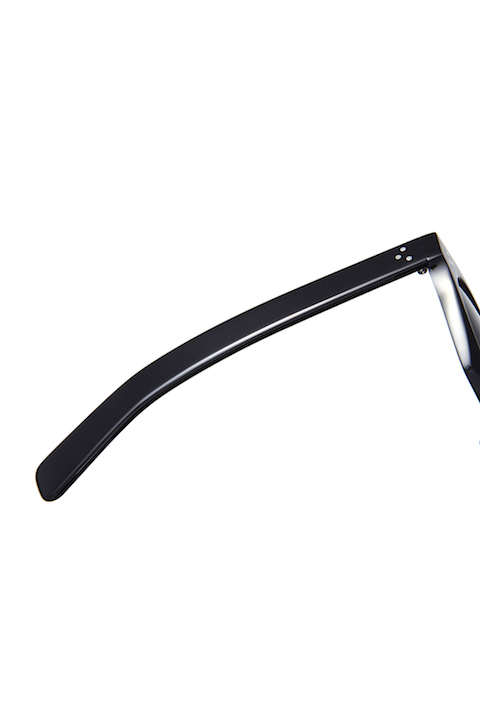 "Eyewear ""Big Eye"" -Black / Smoke-"