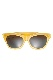 "Eyewear ""Big Eye"" -Yellow / Smoke-"