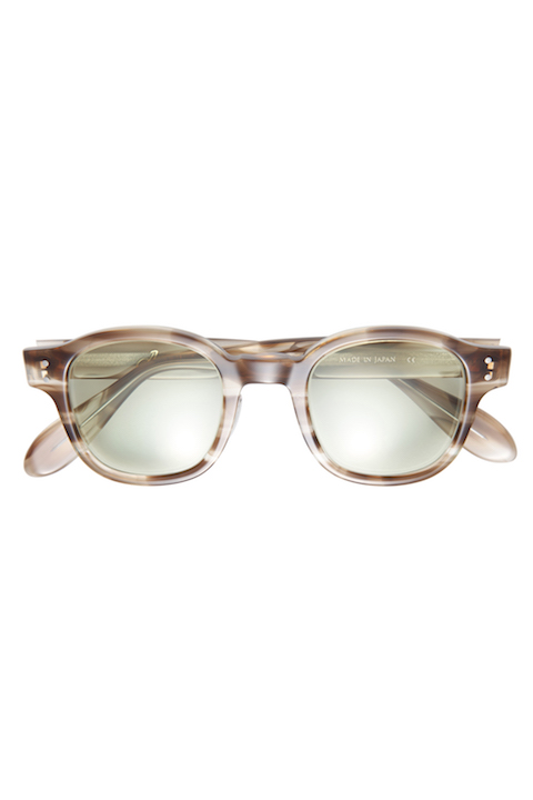 "Eyewear ""Chingcame"" -Light Brown-"
