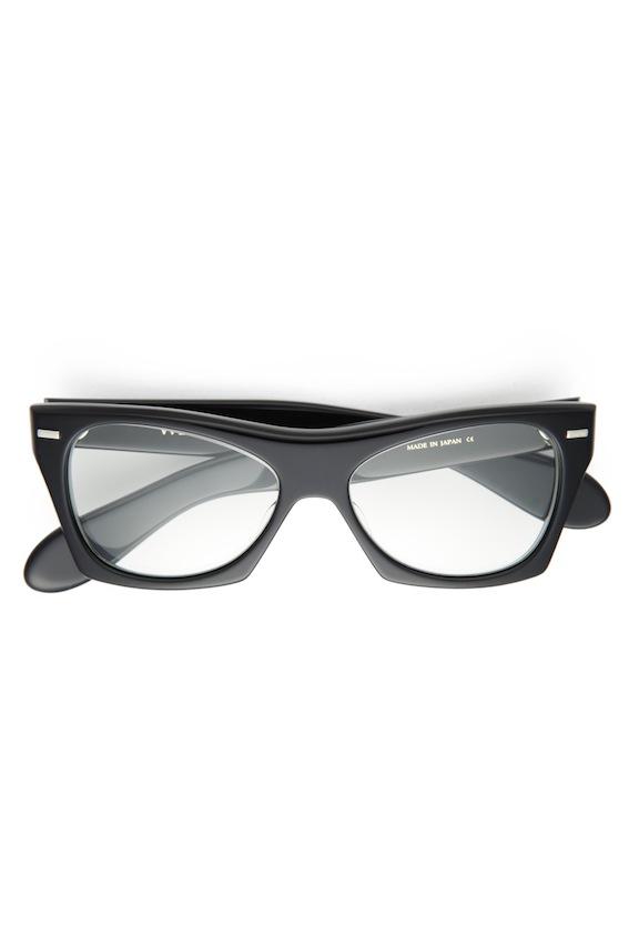"""Eyewear """"B&W"""" Black-Clear"""