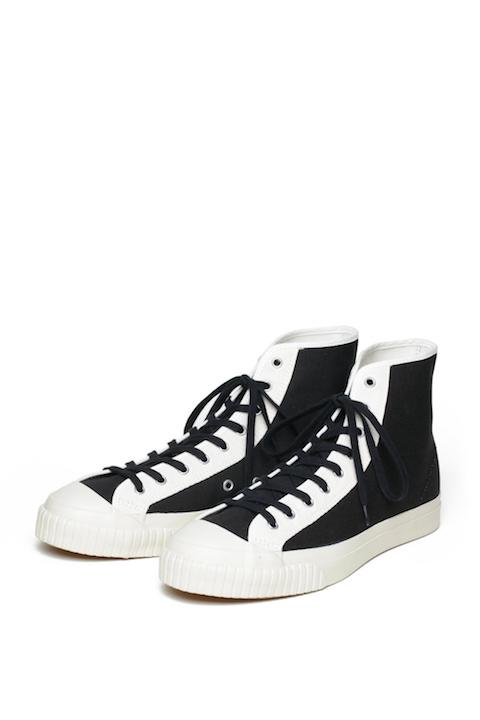 Jumpin' High Shoes BK-WH