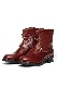 Lot.651 Horsebutt Roper Boots (Separate Sole) -Burgundy-
