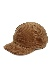 Cords Circle Cap -Camel-