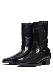 """Lot.603 Engineer Boots """"The Pioneer"""" Guidi Horsebutt -Black Buckle-"""