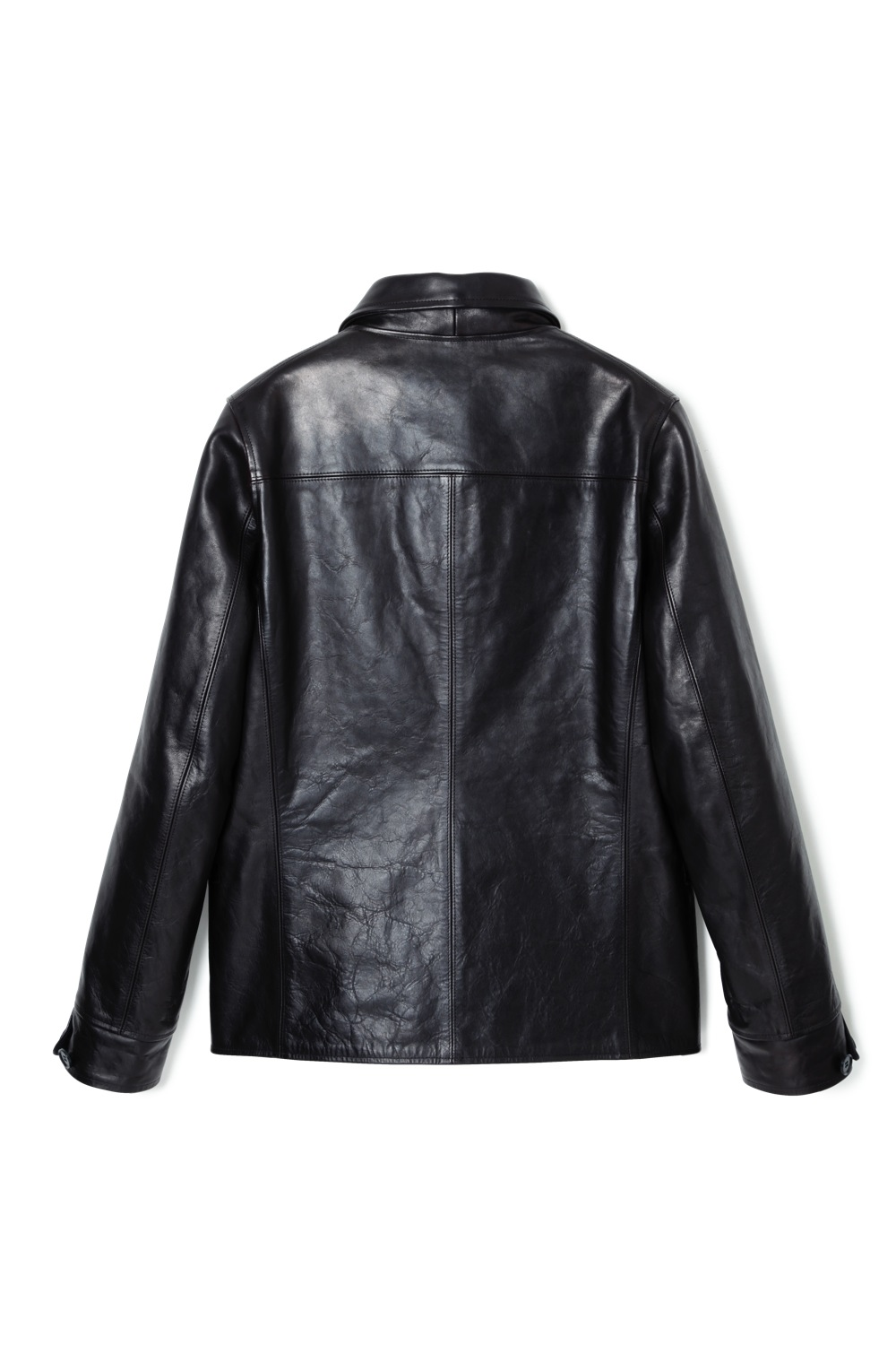 Horsehide Royal Half Coat