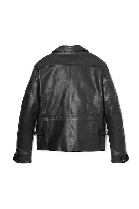 Horsehide Double Flats Jacket