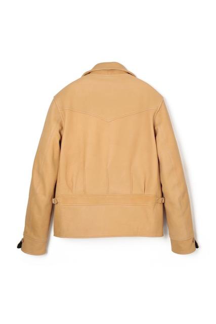 Deerskin Jacket Camel