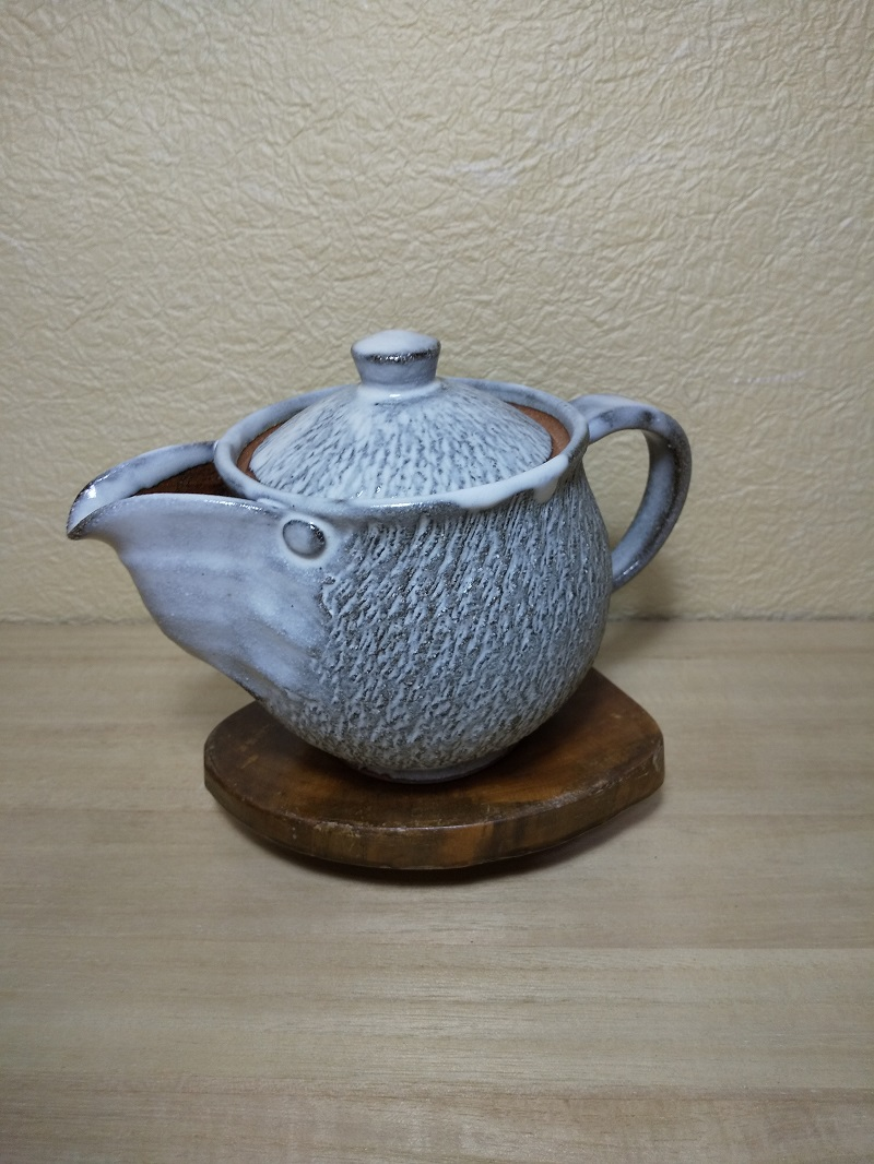 均一セット(伸塊窯)お茶セット