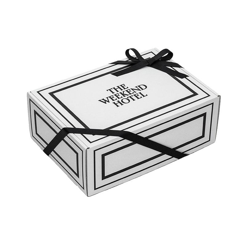 Bath Towel GIFT BOX(M size Black 3枚セット)