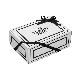 Bath Towel GIFT BOX(M size White 1枚,M size Black 1枚セット)