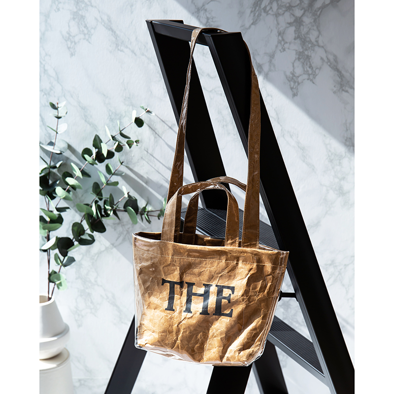 PVC Bag (THE) BEIGE