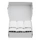 Bath Towel GIFT BOX(M size White 3枚セット)