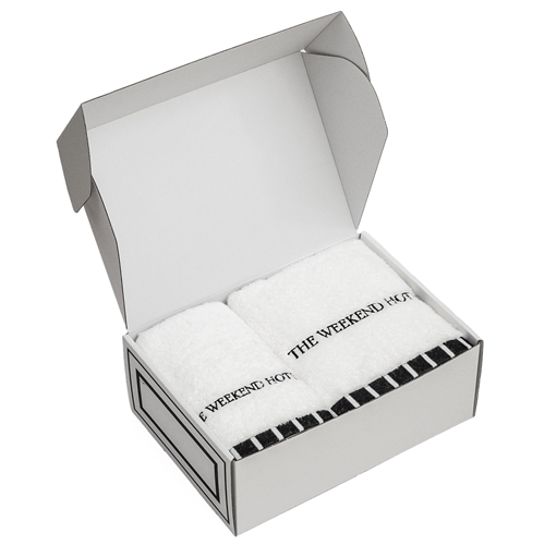 御歳暮用 Bath Towel GIFT BOX(Msize1枚Lsize1枚セット)