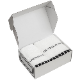 内祝い用Bath Towel GIFT BOX(Msize White 1枚,Lsize White 1枚セット)