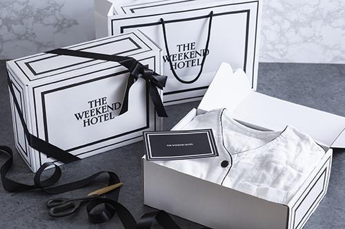 Lady's Longsleeve GazaPajama Set GIFT BOX