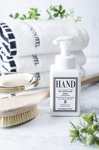 HAND WASH(ROSE)