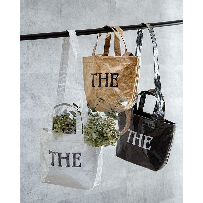 PVC Bag (THE) WHITE