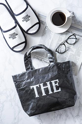 PVC Bag (THE) BLACK