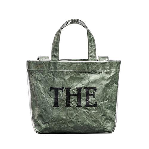PVC Bag (THE) KHAKI