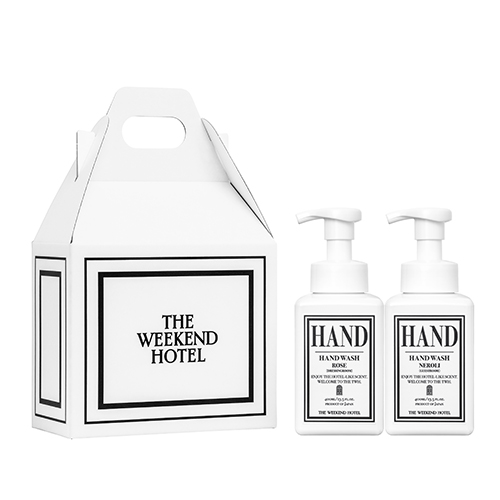 HAND WASH(NELORI & ROSE)GIFT BOX