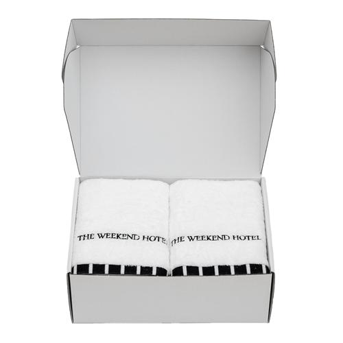 御年賀用 Bath Towel GIFT BOX(Msize2枚セット)