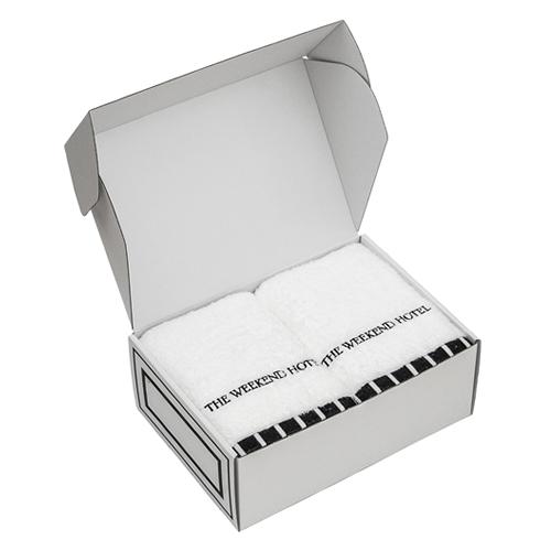 内祝い用 Bath Towel GIFT BOX(Msize2枚セット)