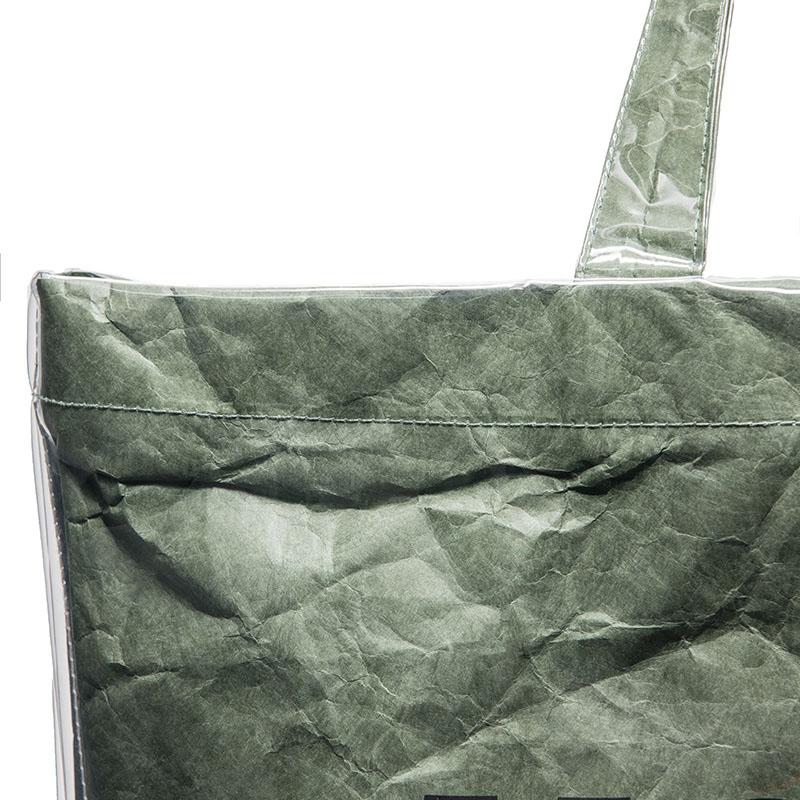 PVC Bag (HOTEL) KHAKI